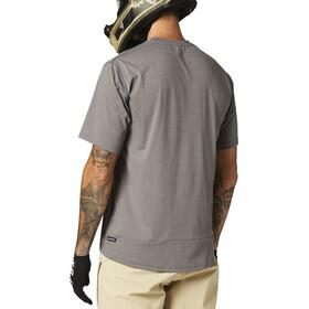 Fox Ranger Power Dry SS Jersey Men, gris